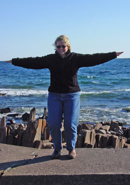 Kelly and Lake Superior