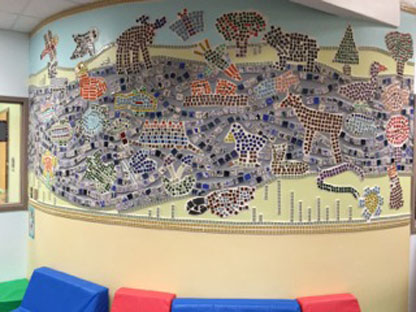 Washington Elementary Mosaics