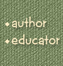 Author, Educator